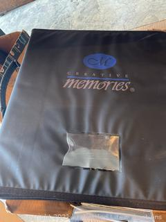 Variety of Creative Memories Supplies