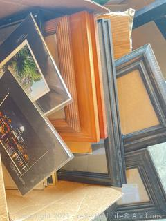 Variety of Picture Frames
