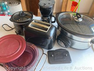 Small Kitchen Appliances and More