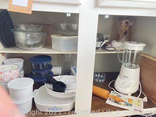 Cuisinart Blender and Food Storage