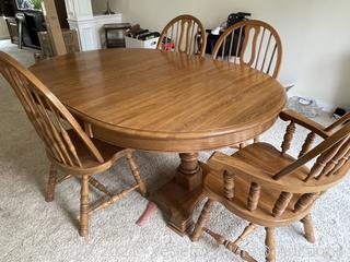 Keller Table and Chairs