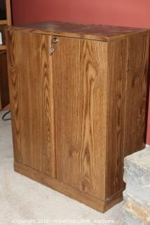 VHS Cabinet