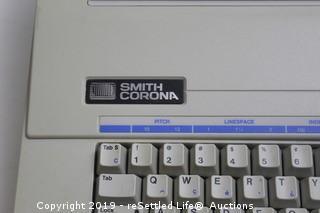 Smith Corona CXL 4200 Electric Typewriter