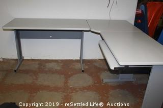 Office Desk (L Shaped)