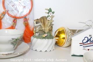 Royal Dalton, Shelley Primrose Teacup and Ohio Collectibles