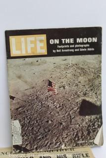 Air Force Plaque, Life Magazine and More