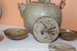 Tim Dwight Teapot Set