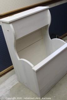 Fire Wood Box