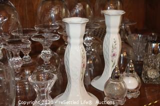Mellenium 2000 Belleek China, Crystal and Glass