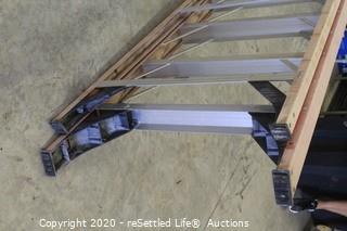 Werner Aluminum 16' Ladder
