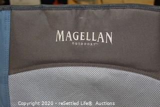 Magellan Camp Chairs and Dart Boards