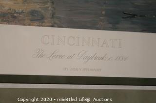 John Stobart Signed, Limited Edition Framed Artwork