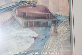 Limited Edition Linda Liu Framed Print