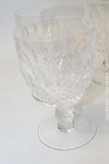 Waterford Crystal Goblets