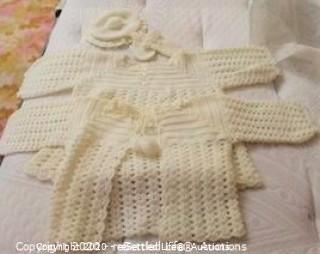 Vintage Baby Clothing