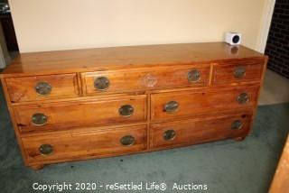 Henredon Double Wide Dresser
