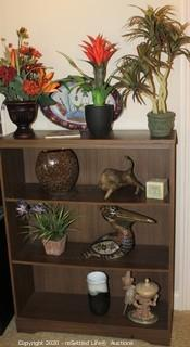 Bookcase and Décor
