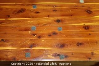 Murphy Model 4017 Cedar Chest