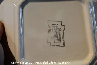 Grant County Plate, Fish Plates, Cutting Board and More