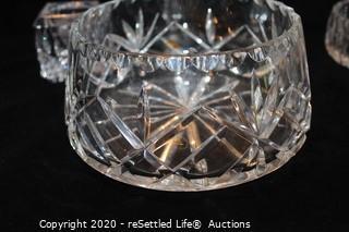 Waterford & Mikasa Crystal