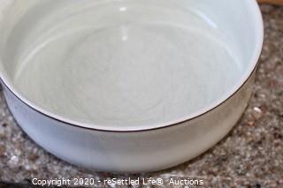 Noritake Stoneware Dinnerware Set