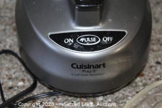 Cuisinart Food Processor, Baking Dishes and More