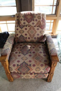 Vintage Reclining Chair