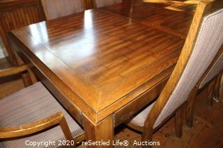 American Furniture Co Dining Room Table