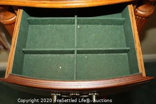 Jewelry Box with Jewelry