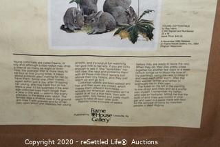 Limited Edition and Signed Ray Harm Framed Print