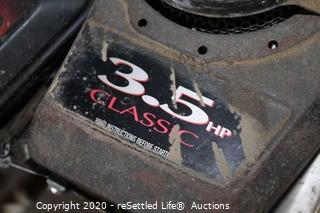 Classic 3.5HP Tiller