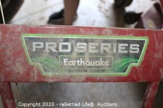 Earth Quake Pro Series Tiller