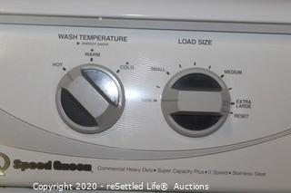 Speed Queen Washer