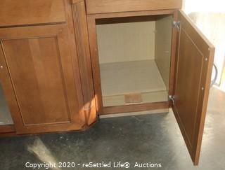 Vanity and Granite Countertop