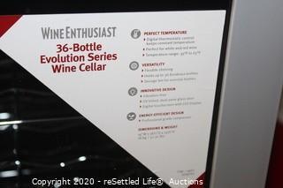 36-Bottle Evolution Series Wine Cellar