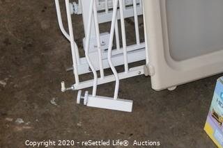 Regalo Bed Rail, Safety Gate and Summer Baby Yard