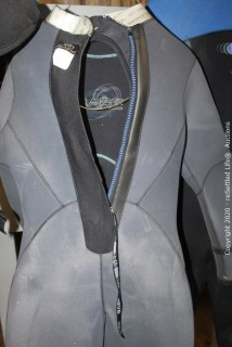 Bare Wetsuits (2) and Vest