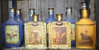 Beam's Choice Collectible Decanters