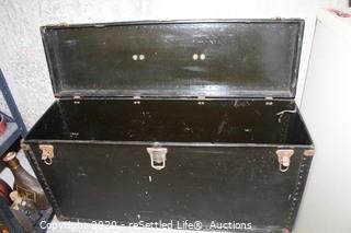 Vintage Wood Locker