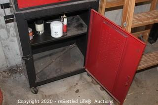 Toolbox, Ladder, Saws, Level and More
