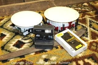 Polaroid, Speakers and Otterbox